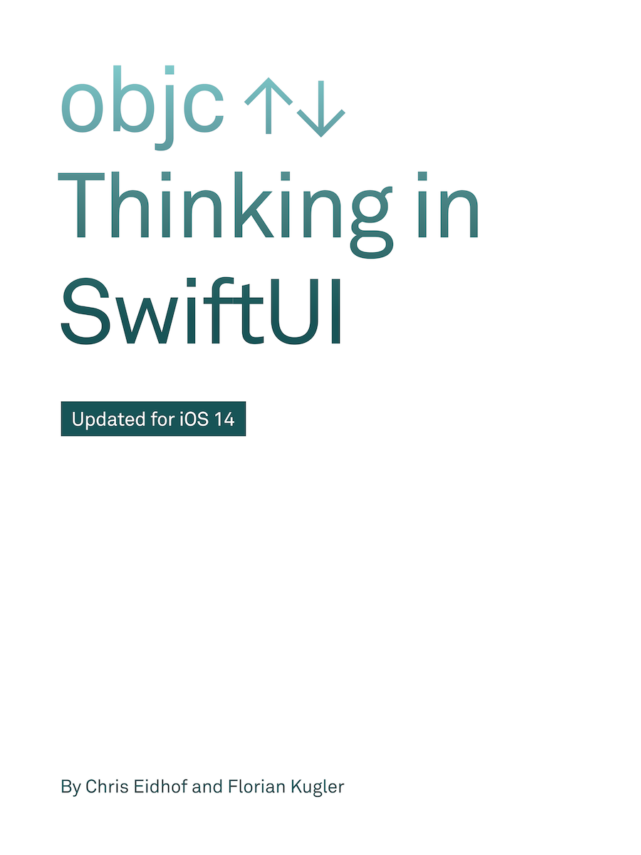 Thinking in SwiftUI